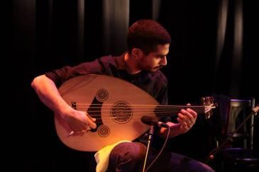 Antonis HADJIANTONIS - Oud & Guitar - PARTHENON - Since 2013