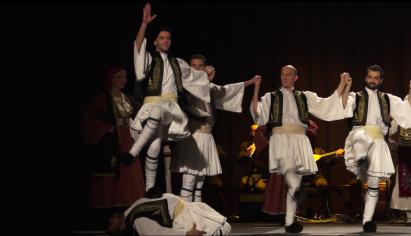 PARTHENON - Rethel FRANCE - Ecoute et Danse