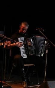 Dimitri SIASSIARIDIS - Accordion / Flute & Drum - PARTHENON - Since 2001