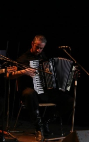 Dimitri SIASSIARIDIS - Accordion / Flute & Drum - PARTHENON - Since 2001