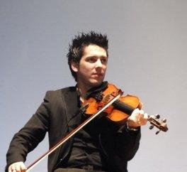 Dimitris KOSTANTIS - Violin - PARTHENON - Since 2004