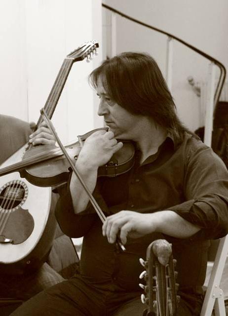 Kostas KOSTAGEORGOS - Violin - PARTHENON - Since 2014