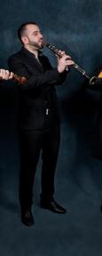 Ilias PLASTIRAS - clarinet - PARTHENON - Since 2004
