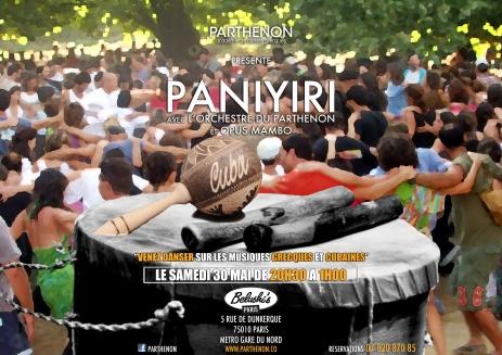2015 - Paris FRANCE - PARTHENON